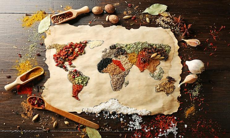 Cucina nel mondo for Cucina middle mondo convenienza
