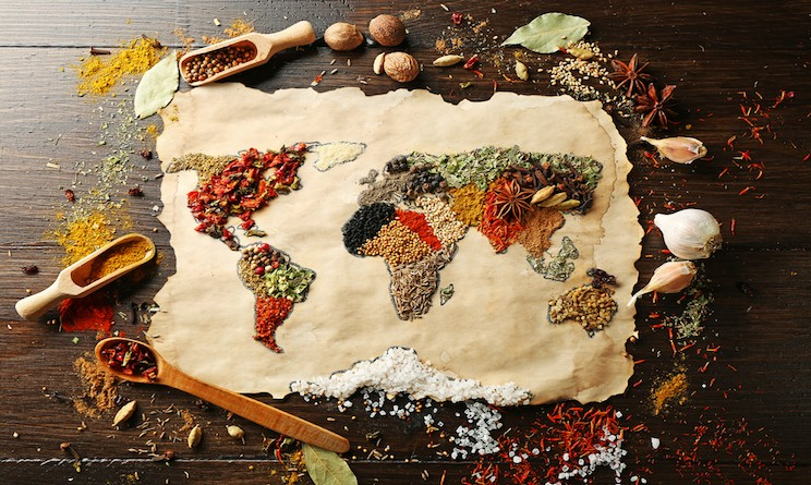Cucina nel mondo