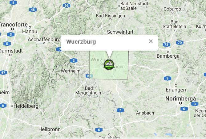 Singletrail würzburg