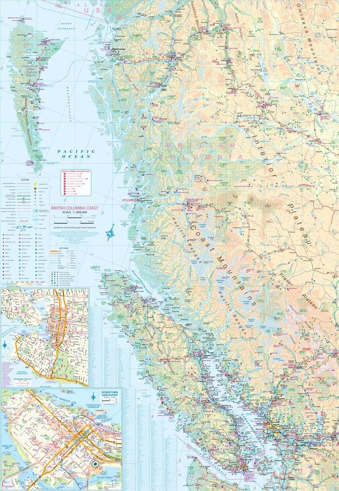 Haida Gwaii / Queen Charlotte Islands - British Columbia Coast on