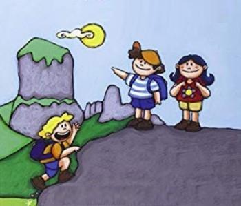 Bambini in montagna