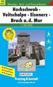 WK 041 - Hochschwab - Veitschalpe - Eisenerz - Bruck a.d. Mur