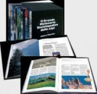 Il grande dizionario enciclopedico delle Alpi