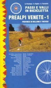 Passi e valli in bicicletta Prealpi venete 1
