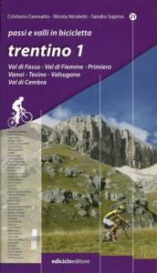 Passi e valli in bicicletta Trentino 1