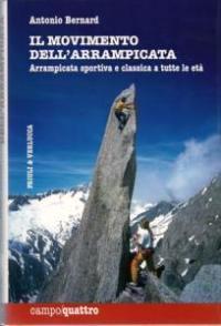 Il movimento dell'arrampicata