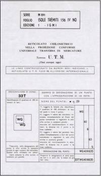 156 IV NO - Isole Trèmiti