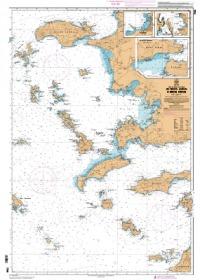 SHOM 7266 De Nisos Samos a Nisos Rodos