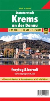 Krems sul Danubio (Città e distretto)