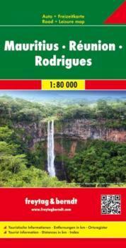 Mauritius Reunion Rodrigues