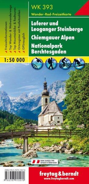 Loferer und Leoganger Steinberge, Chiemgauer Alpen, Berchtesgaden