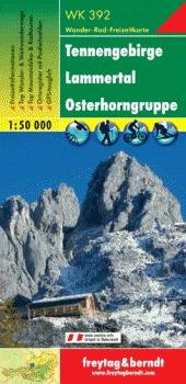 Tennengebirge - Lammertal - Osterhorngruppe