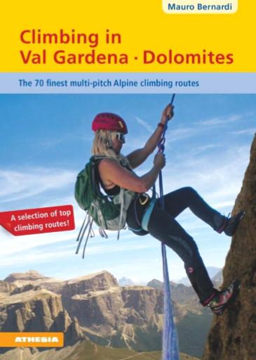 Climbing in Val Gardena • Dolomites