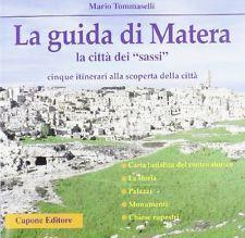 La guida di Matera