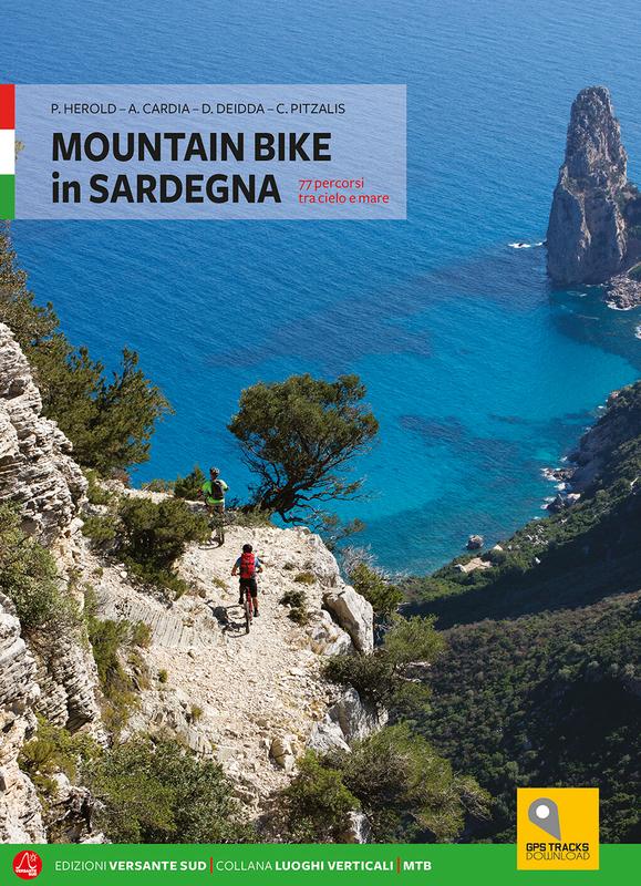 Mountain bike in Sardegna