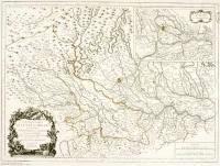 B6 - Nouvelle carte de l'Etat de Milan avec une partie du Montferrat, du Piemont et de la Suisse