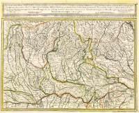 B7 - Das Hertzogthum Mantova und Mirandola Sampt Angrantzenden...