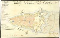 C3 - Plan de la Place d'Orbetello
