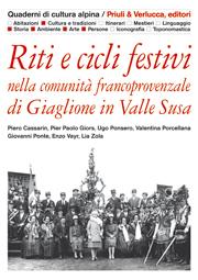 Riti e cicli festivi nella comunità francoprovenzale di Giaglione in Valle Susa