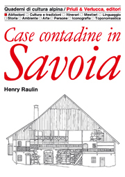Case contadine in Savoia