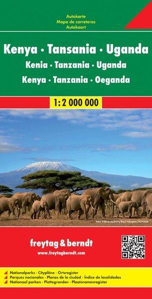 Kenya Tanzania Uganda