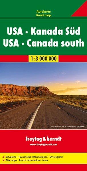 USA - Canada sud