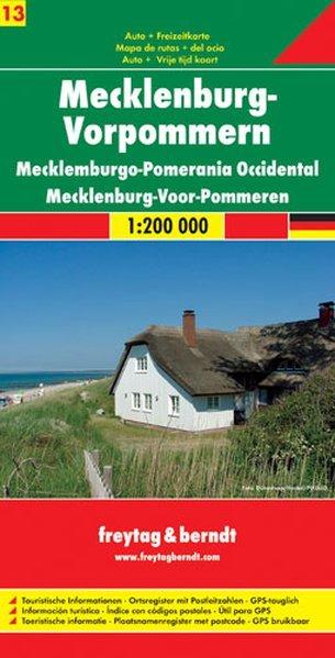 Meclemburgo-Pomerania Anteriore / Mecklenburg-Vorpommern