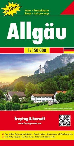 Allgäu - Algovia