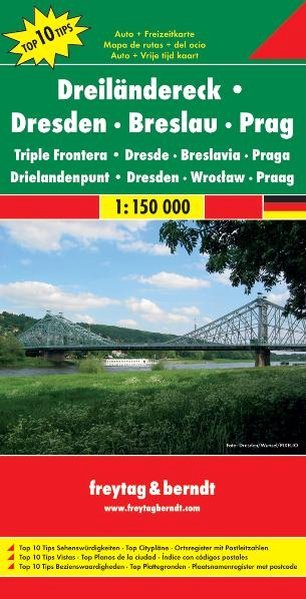 Dresda - Breslavia - Praga (tre province)
