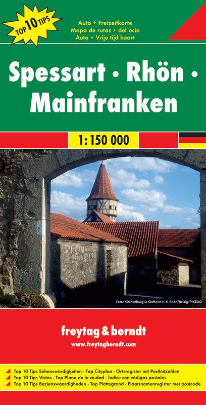 Spessart – Rhön – Mainfranken