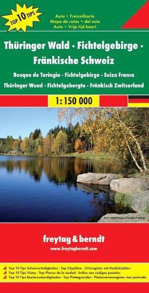Thüringer Wald – Fichtelgebirge – Fränkische Schweiz