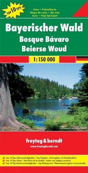 Foresta Bavarese - Bayerischer Wald