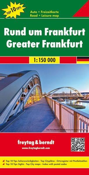 Francoforte dintorni