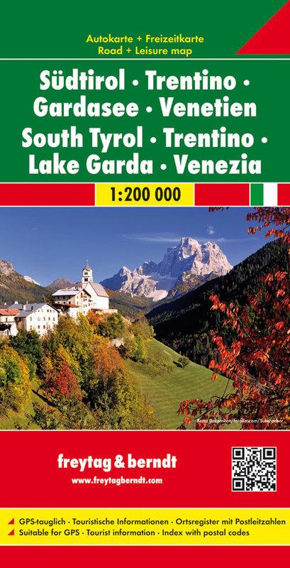 Sudtirolo Trentino Lago di Garda Venezia