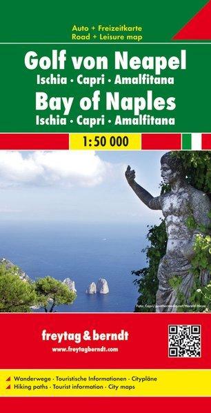 Golfo di Napoli Ischia Capri Costiera Amalfitana