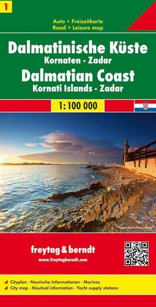 Costa Dalmata - Isole Incoronate - Zara