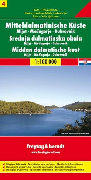 Costa Dalmata centrale Mljet Medjugorje Dubrovnik
