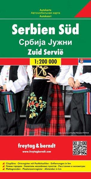 Serbia sud