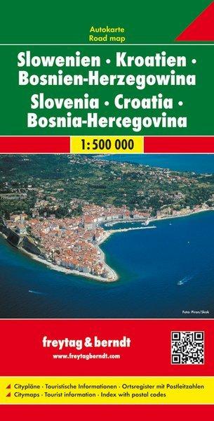 Slovenia Croazia Bosnia Erzegovina