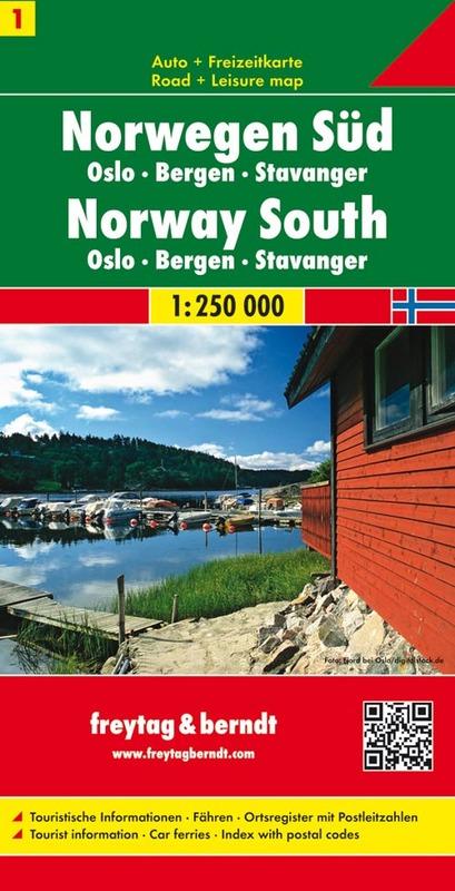 Norvegia 1  Sud Oslo Bergen Stavanger
