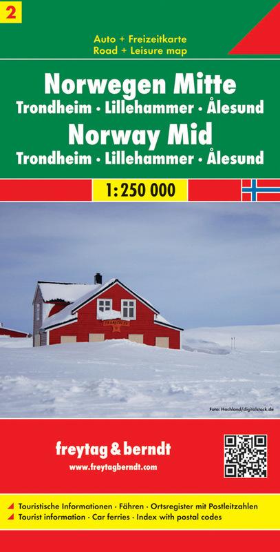 Norvegia 2 Trondheim Alesund Lillehammer