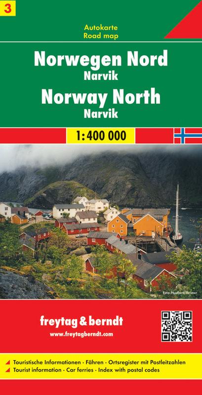 Norvegia 3 Nord Narvik