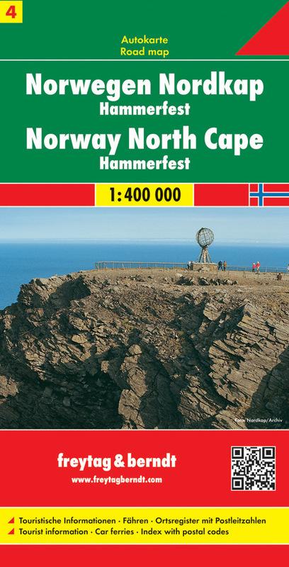 Norvegia 4 Capo Nord Hammerfest