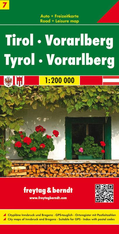 Austria 7 Tirol Vorarlberg