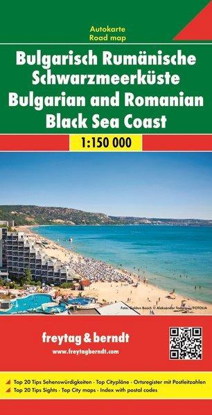 Bulgaria e Romania costa del Mar nero