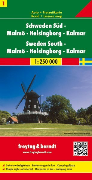 Svezia 1 Sud Malmo  Helsingbor Kalmar