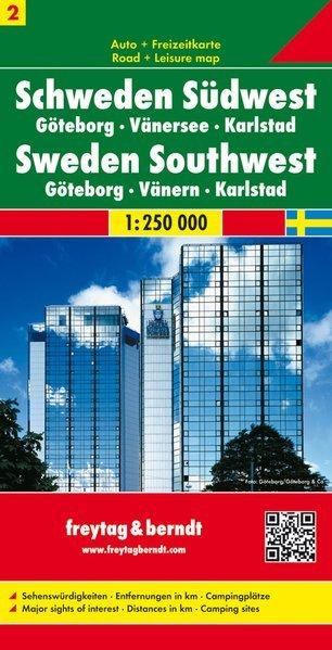 Svezia 2 Sud Ovest Goteborg Vanersee Karlstad