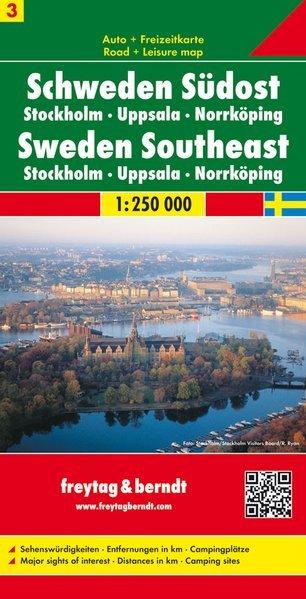 Svezia 3 Sud Est Stoccolma Uppsala Norrkoping