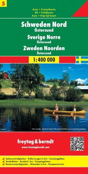Svezia 5 Nord Ostersund