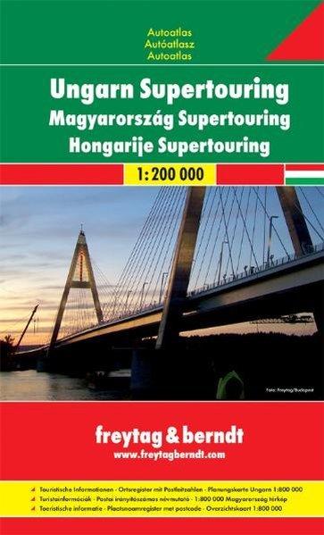 Ungheria Supertouring Atlas